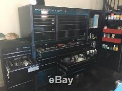 SNAP-ON INTIMIDATOR TOOL BOX with locker