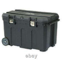 STANLEY 037025H Mobile Rolling Tool Chest Storage Box (50 Gallon Capacity)