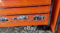 Snap On 35th Anniversary Camaro Rolling Toolbox MINT