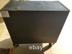 Snap On 7 Drawer Roll Cart Tool Box Flat Black KRA4107FPOT see description