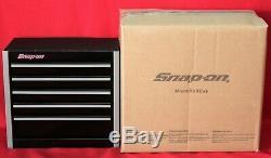 Snap On Black Mini Bottom Roll Cab Tool Box -New