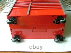Snap On Diecast Tool Box KRL1201 Top Chest KRL1001 Rolling Cabinet 1/8th scale