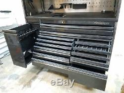 Snap On Epiq 76 Kerp763b8 Toolbox With Top Hutch Epic