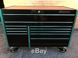 Snap-On KRL7022DWCX Limited Edition Dark Rider Tool Box Roll Cabinet Tool Chest