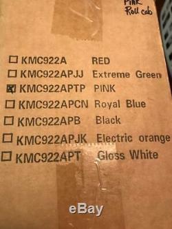 Snap-On Micro Roll Cab Mini Tool Box Pink KMC922Aptp