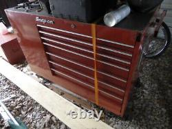 Snap-On Tool Box Roll Cab #KR562 Very Good Pre Owned Condition, Bar Box Man Cave