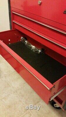 Snap On Tool Box Roll Cart Like New Condition