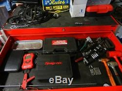 Snap On Tools KRL1022 RED Toolbox Tool Chest Rolling Tool box Used