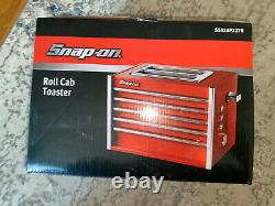 Snap On Tools Toaster Bread Appliance Toolbox Roll Cab Promo RED SSX18P127R