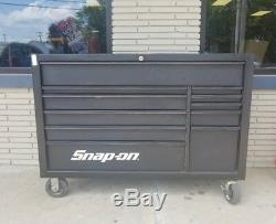 Snap-on KRA5311FPOT Roll Cab, Heritage, Double Bank 11 Drawer Toolbox c-zzzzzzz