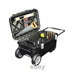 Stanley FatMax Tool Box Rolling Storage Chest/Portable Work Organizer BRAND NEW