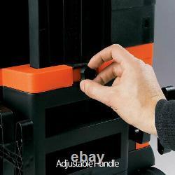TOOD Detachable Rolling Tool Box Organizer Storage Bin Cart with Drawers/Trays
