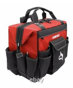 Tool Bag With Wheels Box Portable Rolling Tote Mechanics Sheetrock 18+ Gift