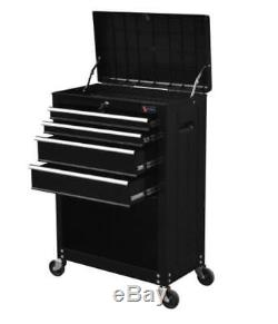 Tool Box Cabinet Rolling Steel Chest Storage Roller Drawers Home Garage Mechanic