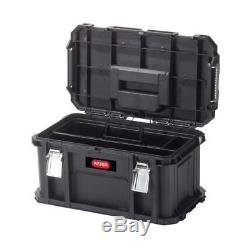 Tool Box Rolling Mobile Tools Storage System Heavy Duty Telescopic Workstation