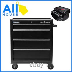 Tool Chest box Rolling 4 Drawer Liner Organizer Cabinet Storage With Wheels