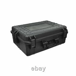 Tool Storage Organize Tool Box Protective Equipment Hard Case Trolley Rolling
