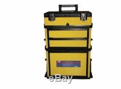 Uniqat rollende Werkstatt Werkzeugkoffer Werkzeugkiste mobile Werkzeugbox NEU