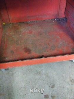 Vintage Snap On Rolling Tool Box