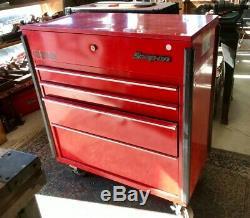 Vintage Snap-On Tool Box Roll Cart KRSC40A