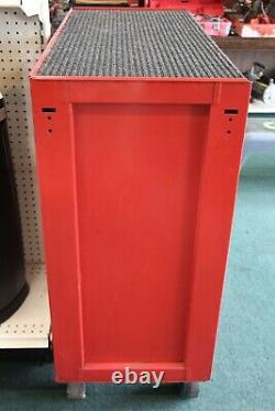 WATERLOO Professional Red 15 Drawers Rolling Tool Box