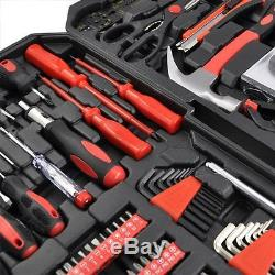 Yaheetech Tool Cabinet Chest Box Case Mobile Rolling Mechanic Tool Set Toolbox